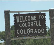 SL Colorado Sign