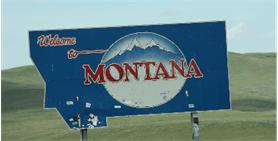 SL  Montana Sign