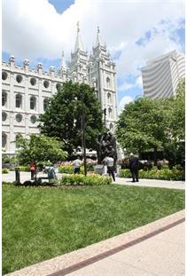 SL Morman Temple