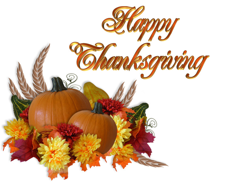 Happy Thanksgiving…. – RJ's Corner