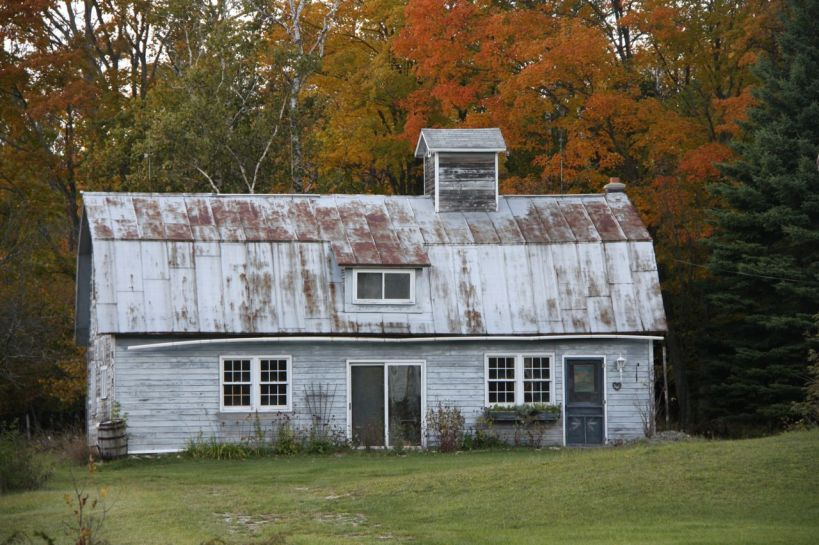 Re-purposed Barn…