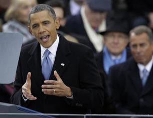 Inauguration Speech