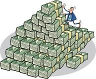 Cash Mountain