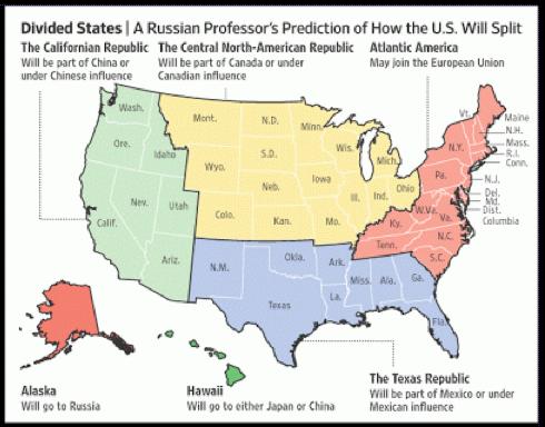 Divided States Of America Rjscorner