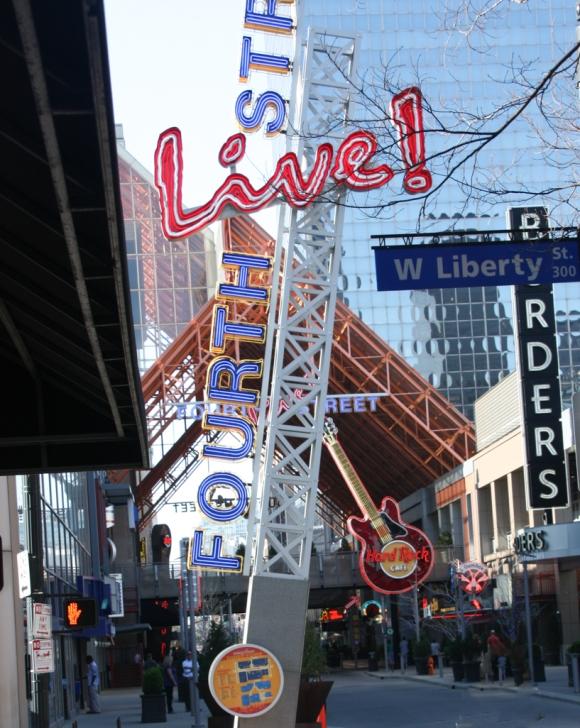 Fourth Street Live -  Louisville 2010